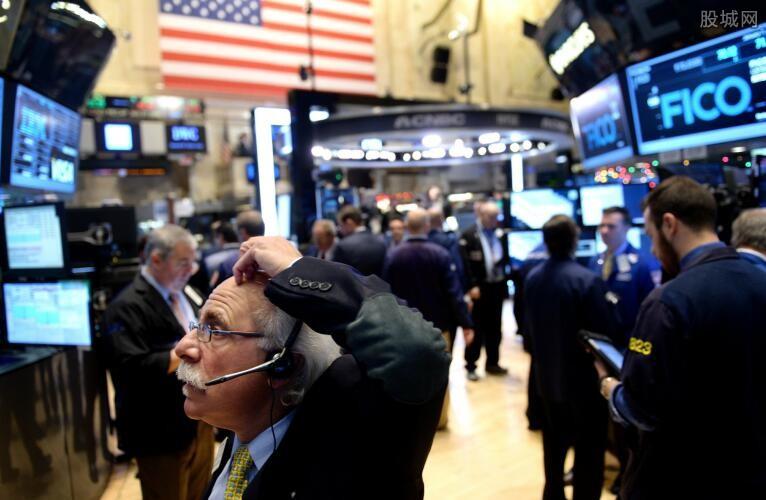 纽约股市三大股指下跌