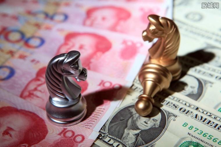 人民币上涨受益哪些股票