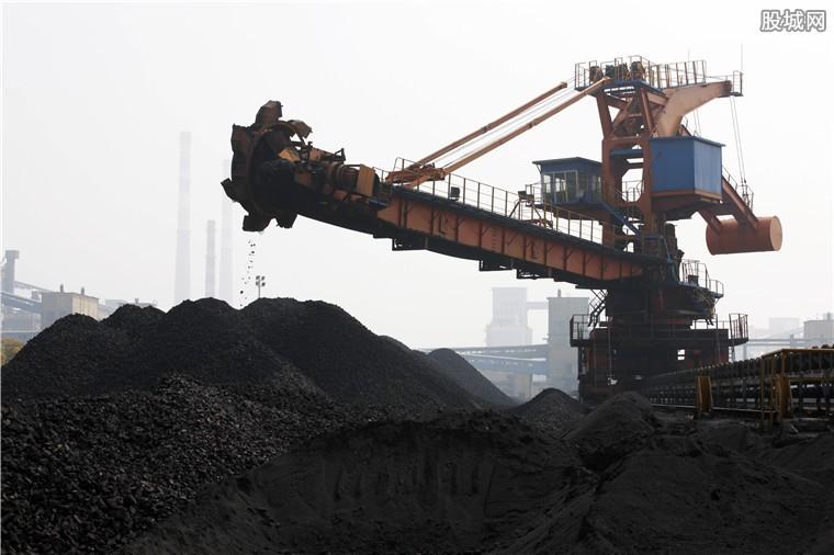煤炭股表现抢眼