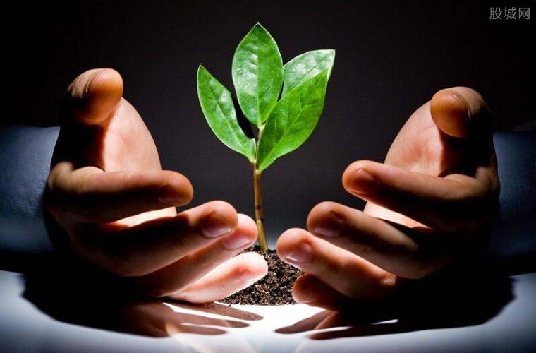 环保行业中发展趋势向好