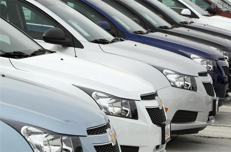 汽车产销量同比增超3%