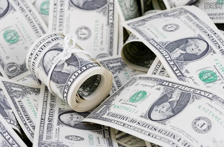 美元指数承压下跌