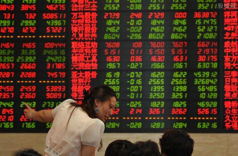 中兴通讯股价意外跌停