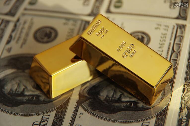 纽约黄金期货市场