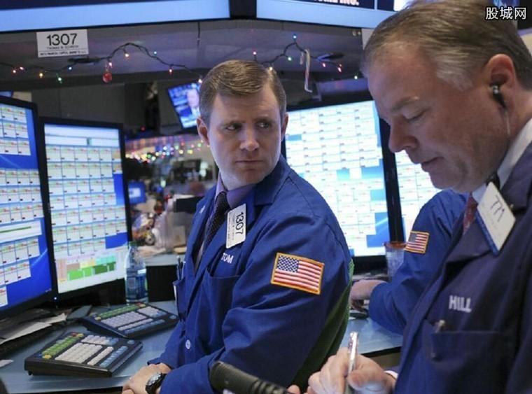美国股市暴跌