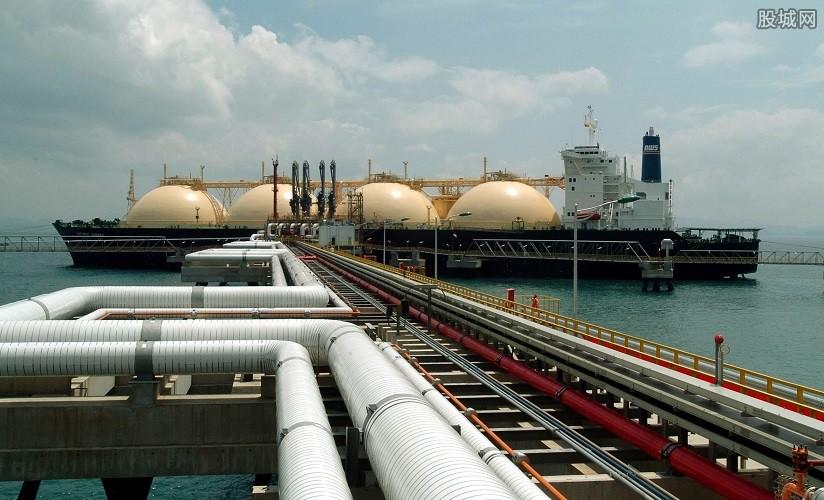 广汇能源扩建LNG码头