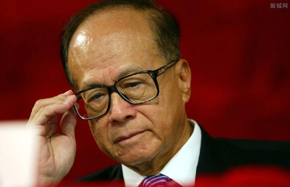 603136股吧 李嘉诚宣布退休 长和系旗下四大公司股票全线收涨