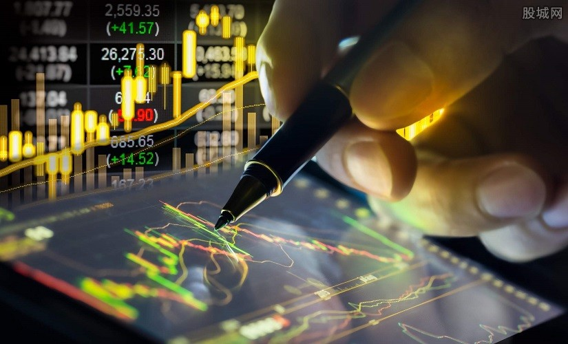 市场今日呈现调整行情