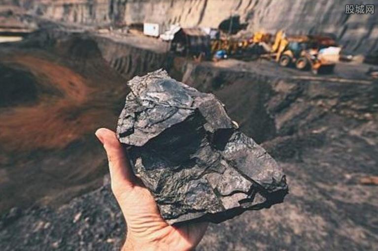煤炭概念股龙头
