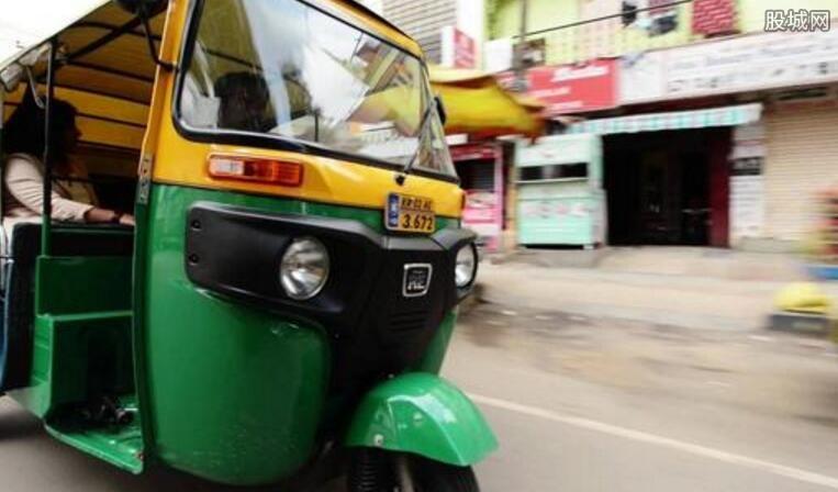 印度滴滴将推出电动车