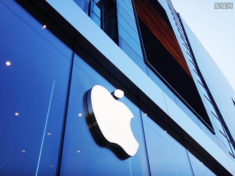 伯克希尔再买入苹果股票