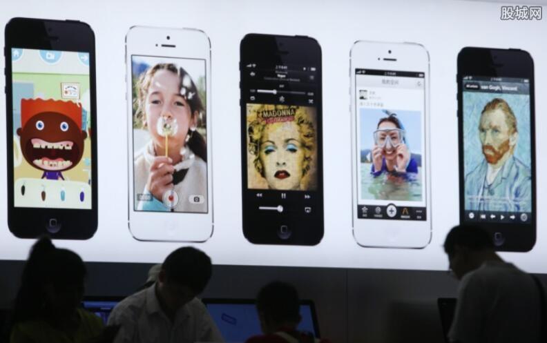 苹果股价再创新高
