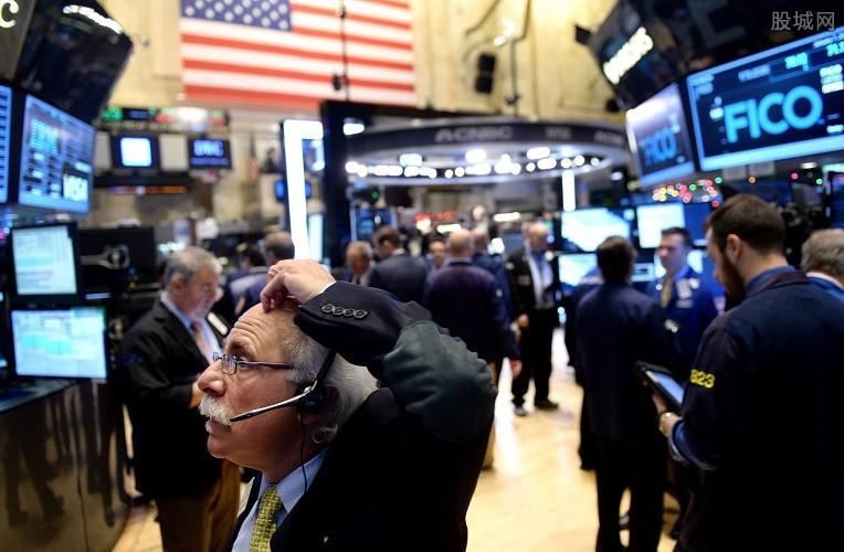 周一欧美股市涨跌不一