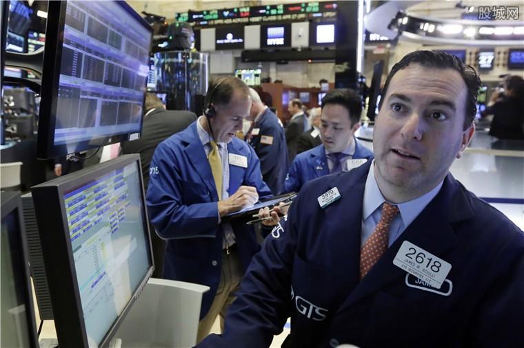 美股收涨纳指连涨三周