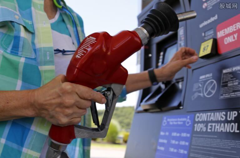 国际油价走势