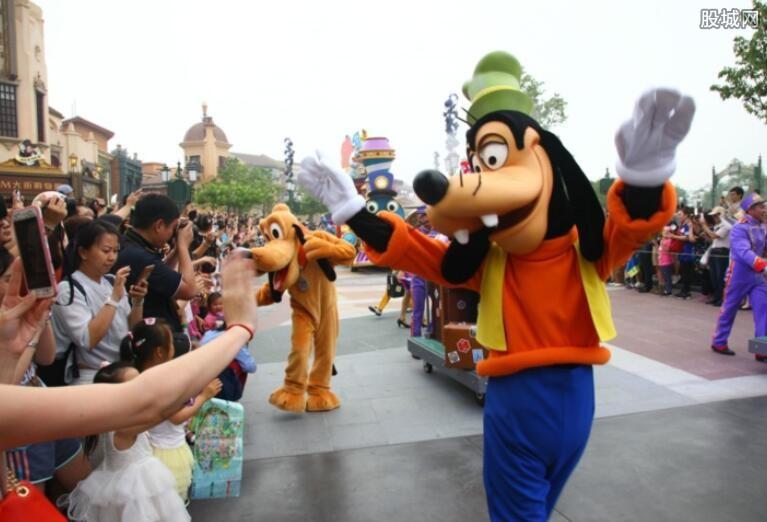 迪士尼概念股有哪些