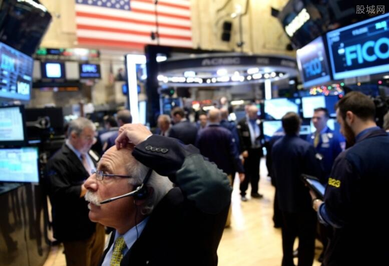 美国股市周二收低