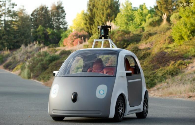 百度无人驾驶车路测