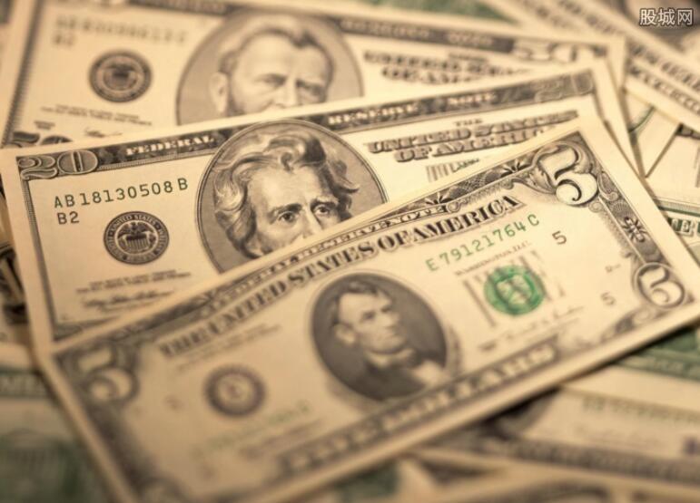 美元指数重挫跌1.59%