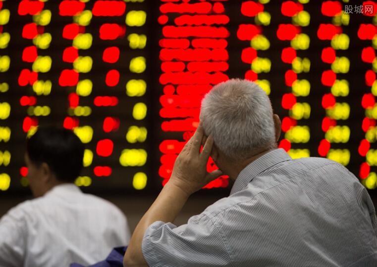 股票为什么会跌?股票价格涨跌的原理分析