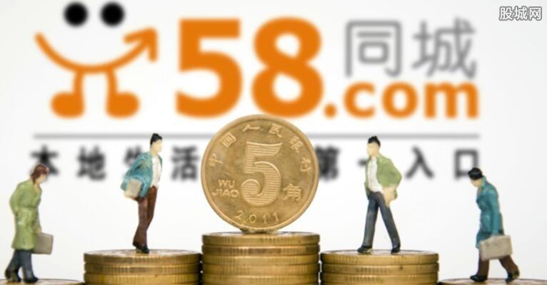 58同城最新股权结构