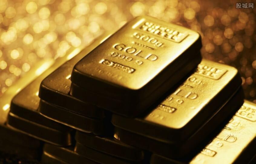 黄金多空鏖战1330美元