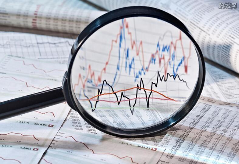 股票K线图缺口