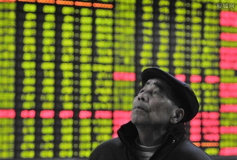 股票抄底信号