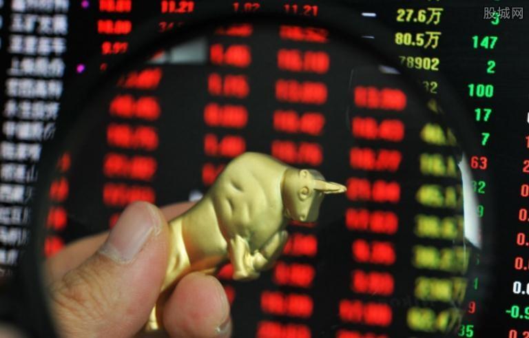 股票上涨信号