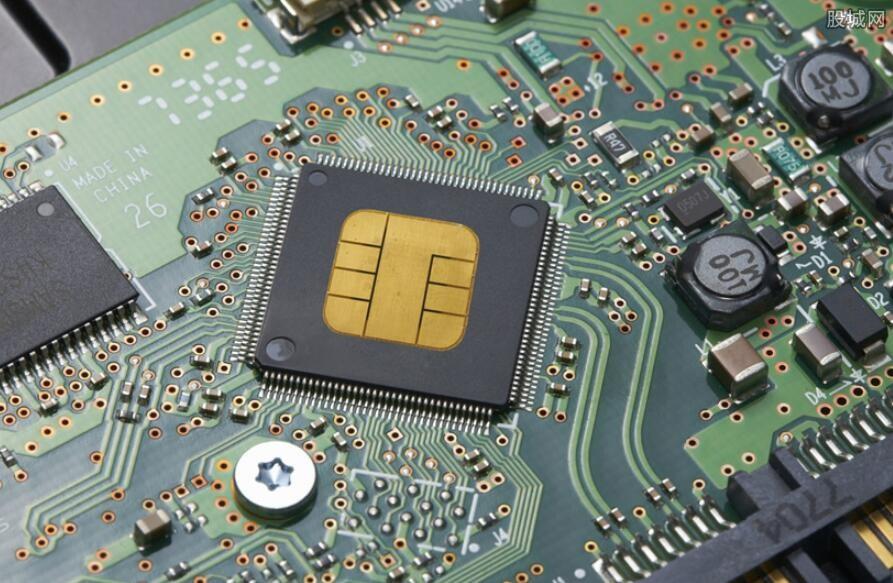 电子元件行业受青睐