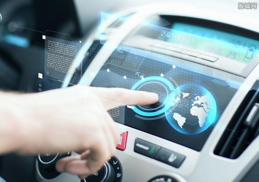 无人驾驶概念股有哪些
