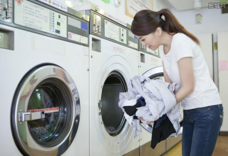 海尔洗衣机逆势上扬
