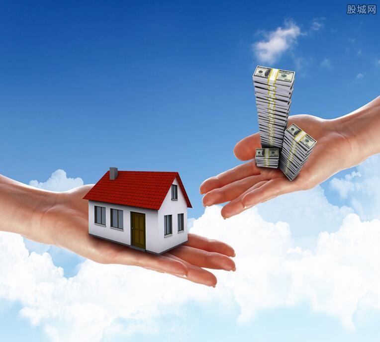 房地产股再度活跃
