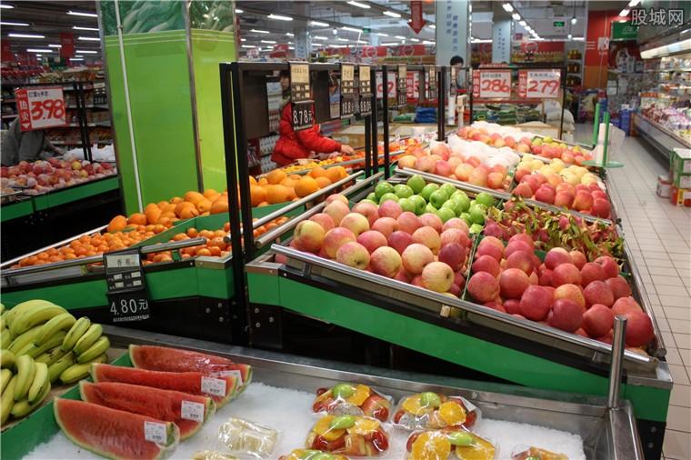 农副产品价格将逐步趋稳