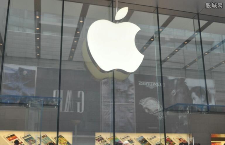 大摩上调苹果目标价