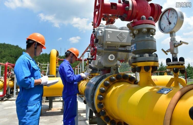 天然气开发或进入黄金期