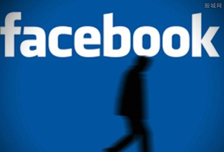 脸书股价强势上涨