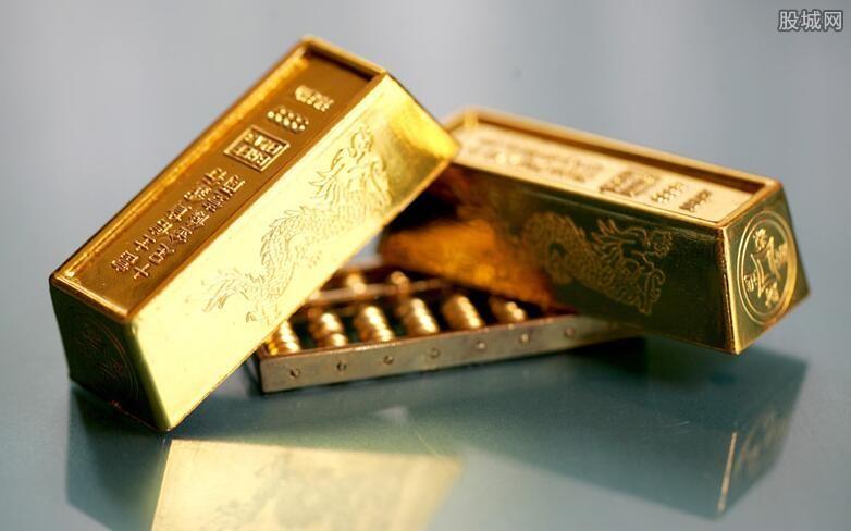 国际金价创下近年新高