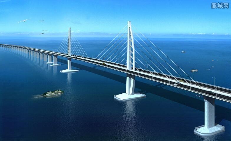 港珠澳大桥下周通车 哪些港珠澳大桥概念股可关注