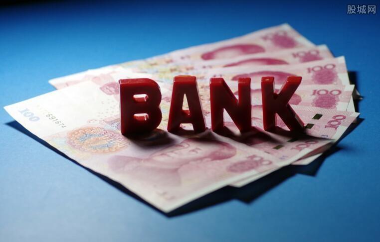 银行板块表现强势