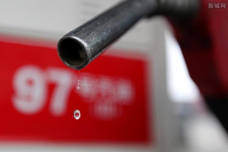 纽约原油跌幅为1.28%