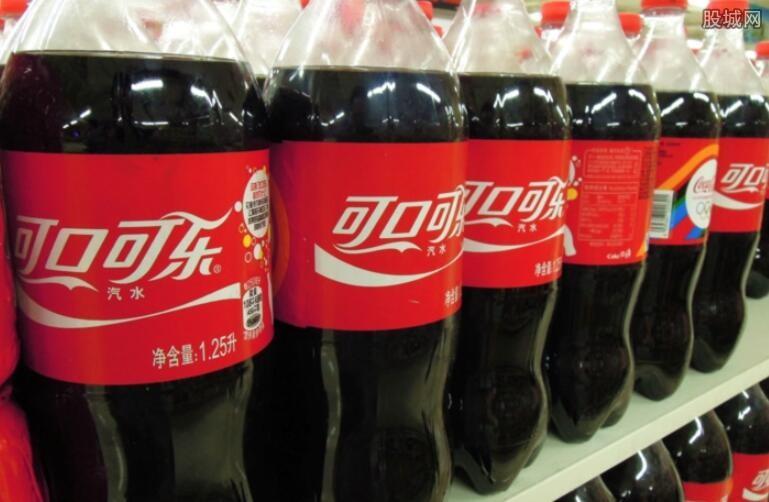 可口可乐每股收益超预期