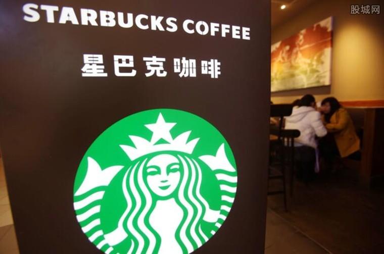 星巴克中国市场营收猛增