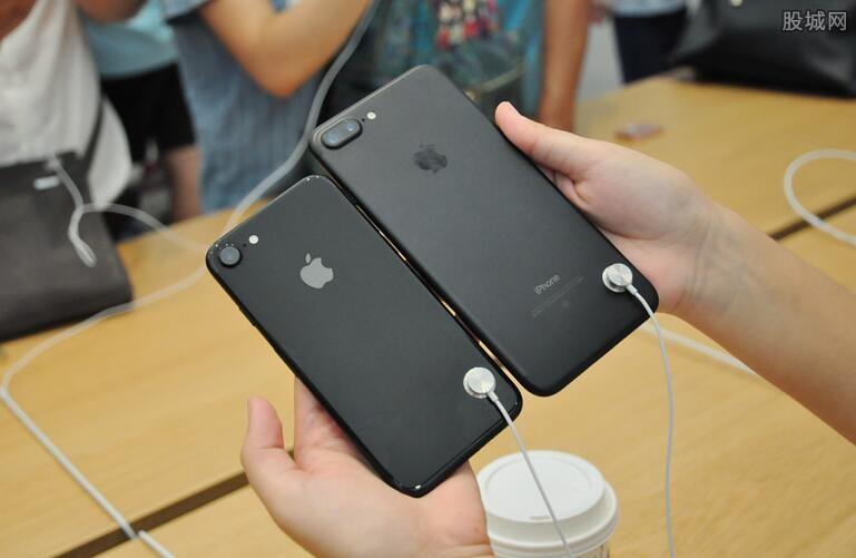 苹果供应商下调销售预期