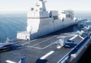 中国第3艘航母 国产航母概念股活跃