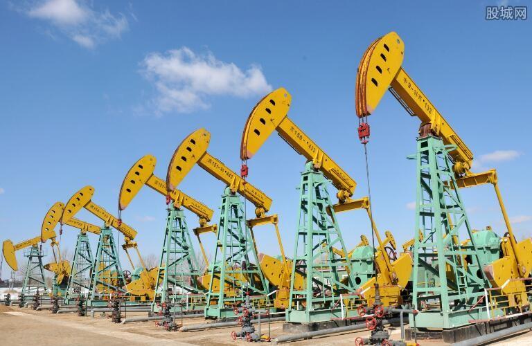 原油期货价格飙升