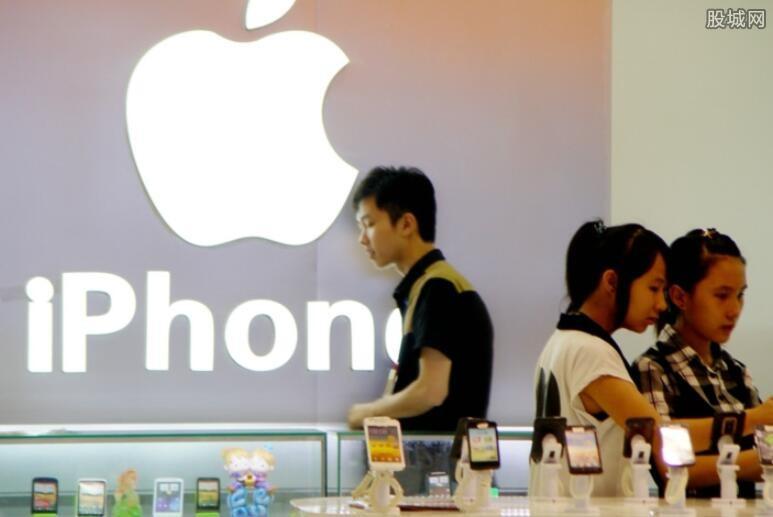 苹果亚洲供应商全线下跌