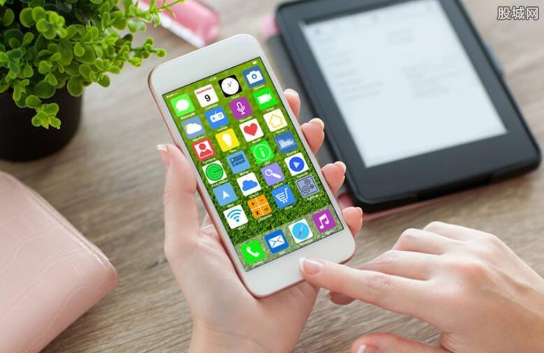 手机市场总体出货量下降