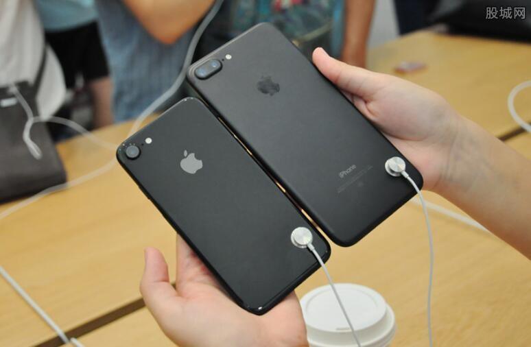 苹果手机出货量低于预期