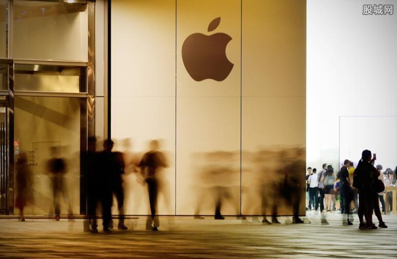 苹果供应商出售产品